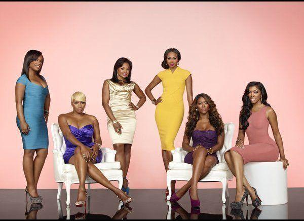 Kandi Burruss, NeNe Leakes, Phaedra Parks, Cynthia Bailey, Kenya Moore, Porsha Stewart
