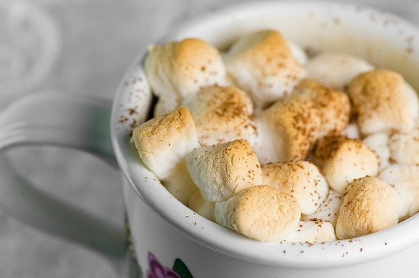 """<strong>Get the <a href=""""http://www.framedcooks.com/2012/01/baked-hot-chocolate-2.html"""">Baked Hot Chocolate recipe</a> from F"""