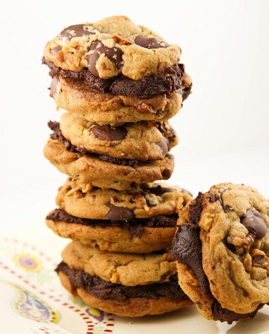 "<strong>Get the <a href=""http://www.pipandebby.com/pip-ebby/2012/1/26/ganache-stuffed-chocolate-chip-cookies.html"" target=""_b"