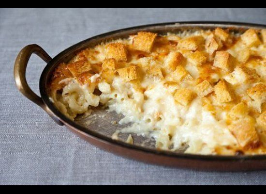 """<em><strong><a href=""""http://food52.com/recipes/14671_martha_stewarts_macaroni_and_cheese"""" target=""""_hplink"""">Get the recipe on"""