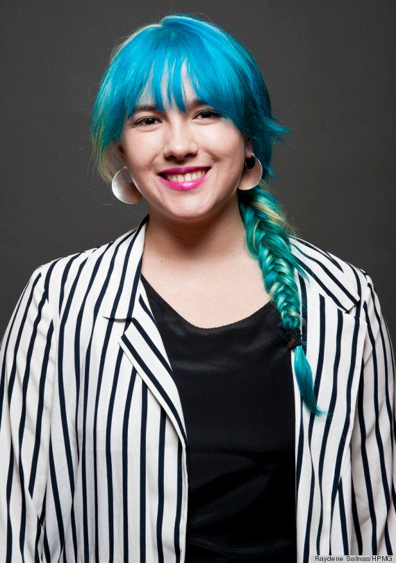 I Dyed My Hair Blue And You Can Too Diy Bleach Color Huffpost