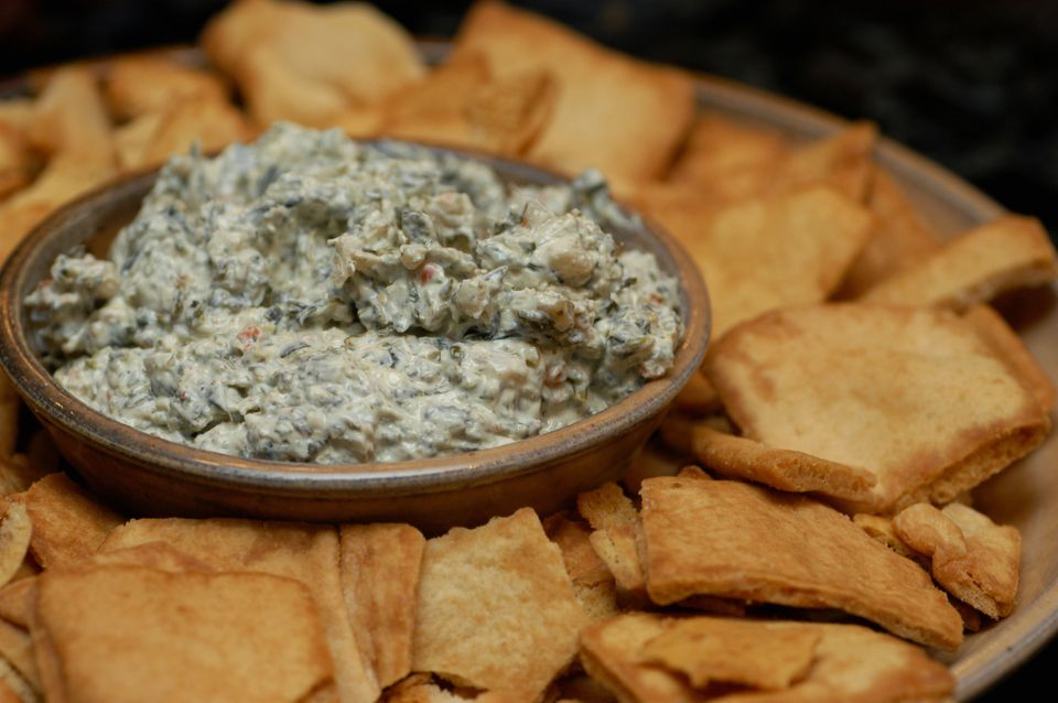 No Super Bowl party is complete without a creamy dip. But, heavy cheese or sour cream don't need to be your dip's base. Some