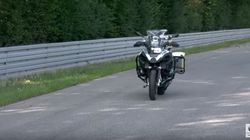 BMW가 '무인 오토바이' 시연 영상을