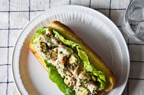 """<strong>Get the <a href=""""http://food52.com/recipes/17944-avocado-crab-rolls"""" target=""""_blank"""">Avocado Crab Rolls recipe</a> by"""