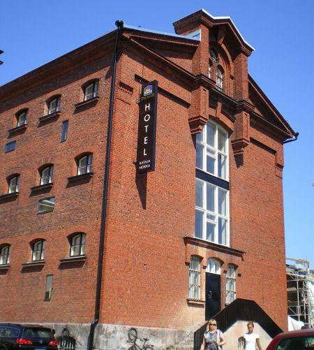 """The <a href=""""http://www.gogobot.com/best-western-premier-hotel-kat-helsinki-hotel"""">Hotel Katajanokka</a> opened as a Best Wes"""