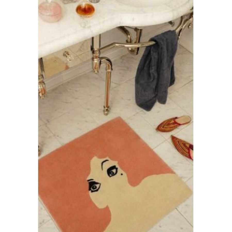 Funky Bath Rugs Home Decorating Ideas