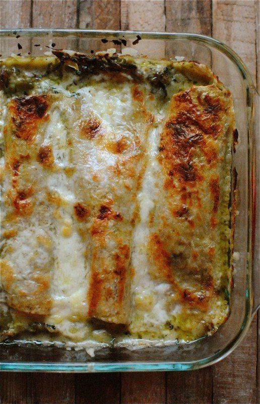 """<strong>Get the <a href=""""http://bevcooks.com/2011/09/hatch-chile-enchiladas-with-chicken-and-zucchini/"""" target=""""_blank"""">Hatch"""