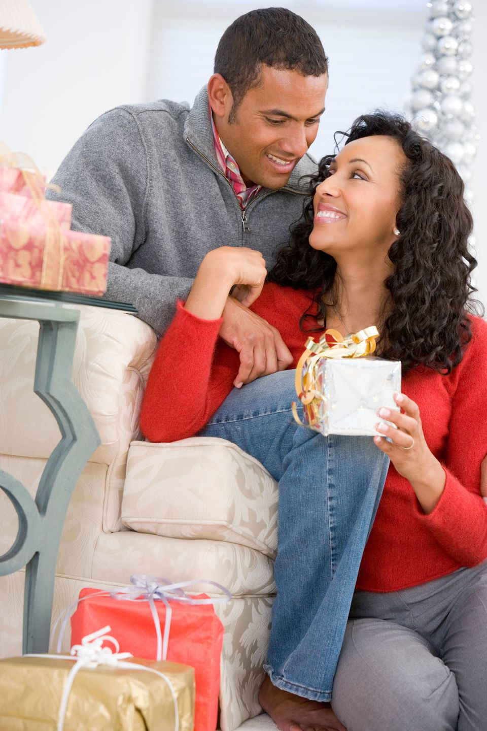 How much will you spend on your significant other this year? Eighty-three percent of couples plan on giving each other gifts