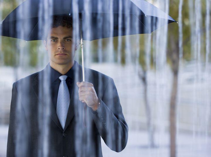 portrait of man in suit...