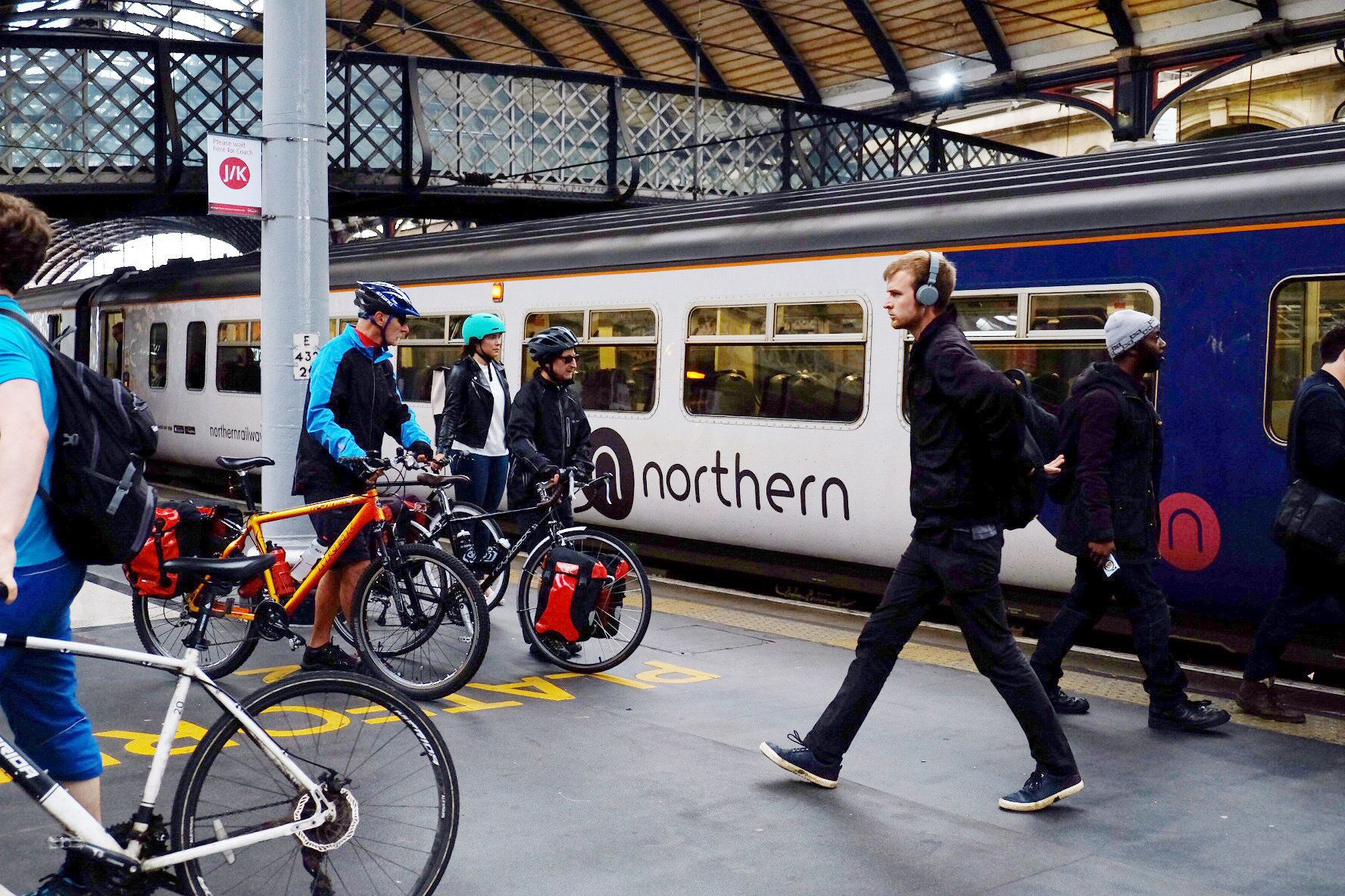 Getting A Northern Train Today? There's A Strike On So Check This