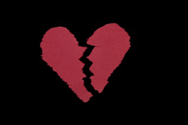 broken heart  construction...