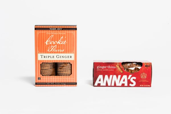 <b>Pricing:</b> Trader Joe's $3.99 ($0.44/ounce), Anna's $2.75 ($0.52/ounce)<br><br><b>Tasting notes:</b> From looking at the