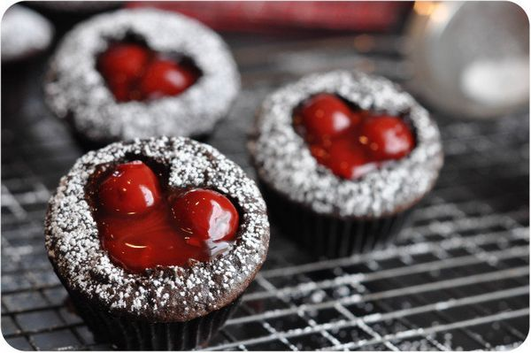 "<strong>Get the <a href=""http://lemon-sugar.com/2013/01/cherry-cordial-cupcakes.html/"" target=""_blank"">Cherry Cordial Cupcake"