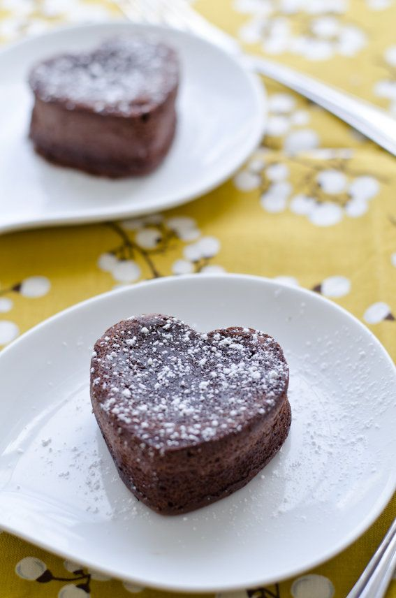 "<strong>Get the <a href=""http://knittybaker.blogspot.com/2011/10/hcb-molten-chocolate-souffle-and-lava.html"">Chocolate Souffl"