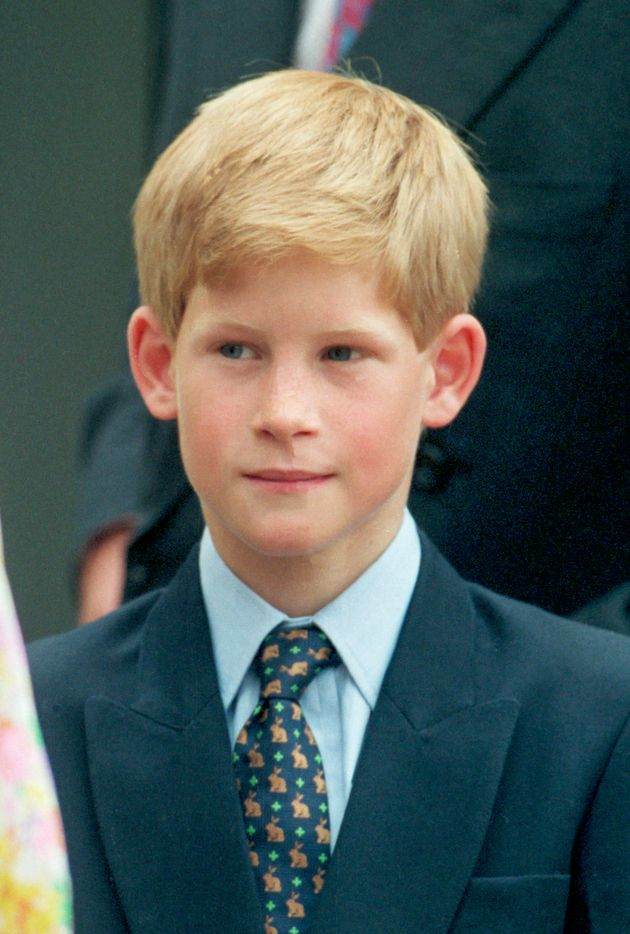 34 Photos Of Prince Harry To Celebrate His 34th