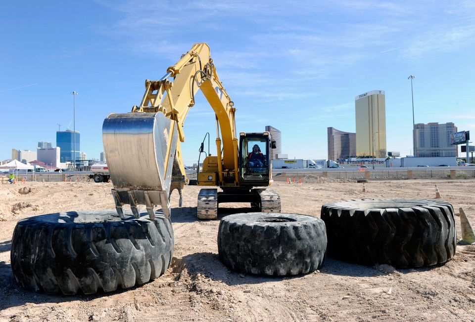<strong>Where:</strong> Las Vegas, Nevada <strong>What:</strong> Dig This <strong>Why:</strong> Blue collar envy may be short
