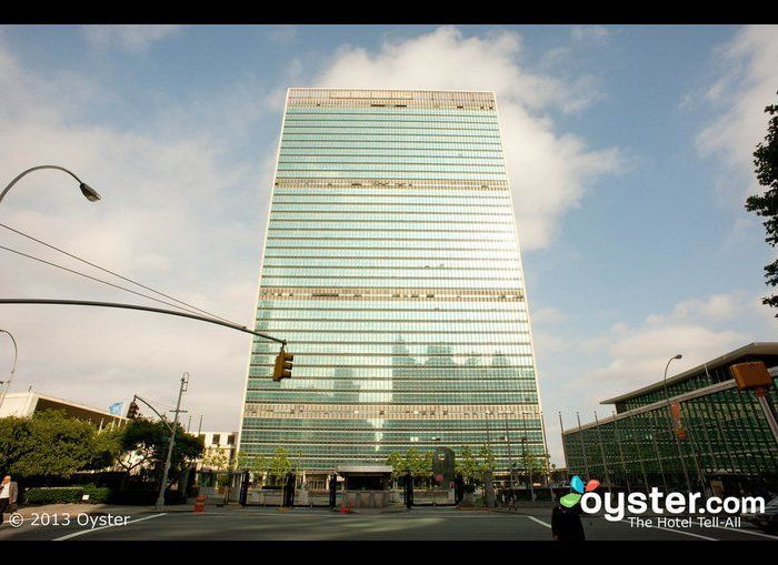 "A top choice among UN diplomats, the <a href=""http://www.oyster.com/new-york-city/hotels/one-un-new-york/"" target=""_hplink""><"