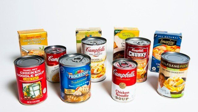 The Best Canned Chicken Noodle Soup: Our Taste Test Results