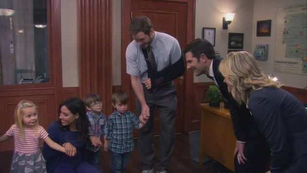 Parks And Rec Christmas Episodes.The Final Season Of Parks And Rec Is One Big Middle