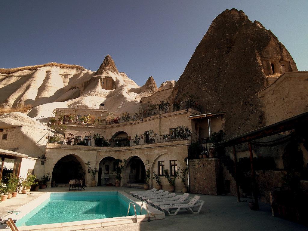 7 Cave Dwellings