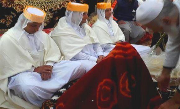 Ghardaïa: mariage collectif pour une soixantaine de