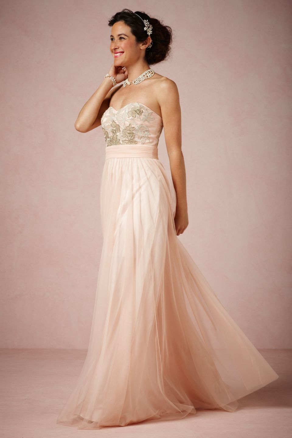 0ef566e645a0 BHLDN's Spring 2013 Collection Include Flower Girl, Mother Of The ...