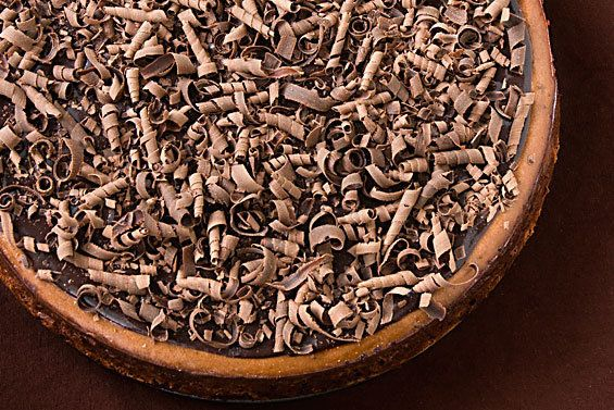 """<strong>Get the <a href=""""http://www.gimmesomeoven.com/baileys-chocolate-cheesecake/"""">Baileys Chocolate Cheesecake recipe</a>"""