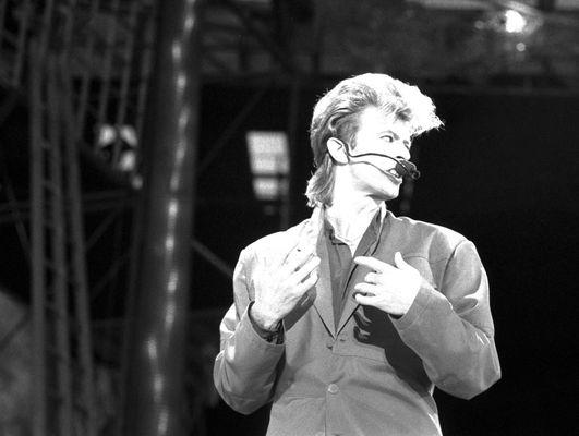 Under Pressure' Vocal Track: Hear David Bowie & Freddie Mercury Sing