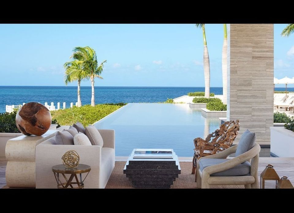 This sunny tax haven in the Caribbean has attracted the likes of Beyoncé and hubby Jay Z. Perhaps its cerulean waters are wha