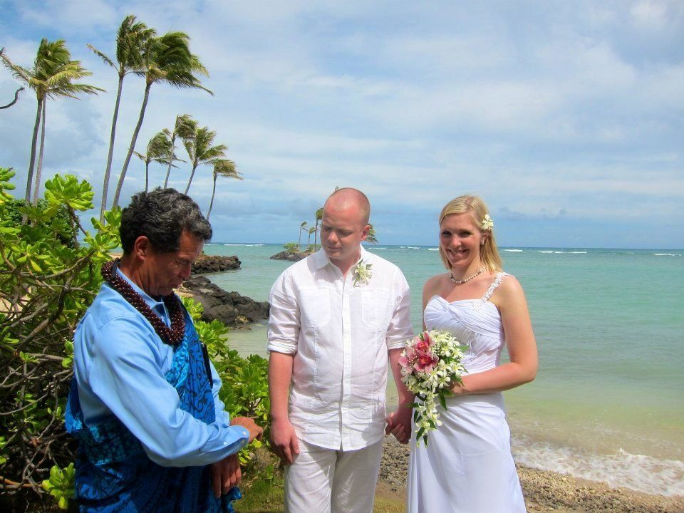 When a dream wedding in hawaii isnt all its cracked up to be hawaiian wedding junglespirit Gallery