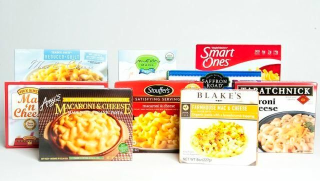 best frozen mac and cheese