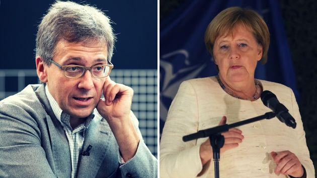 Angela Merkel hat an Macht eingebüßt, glaubt Ian