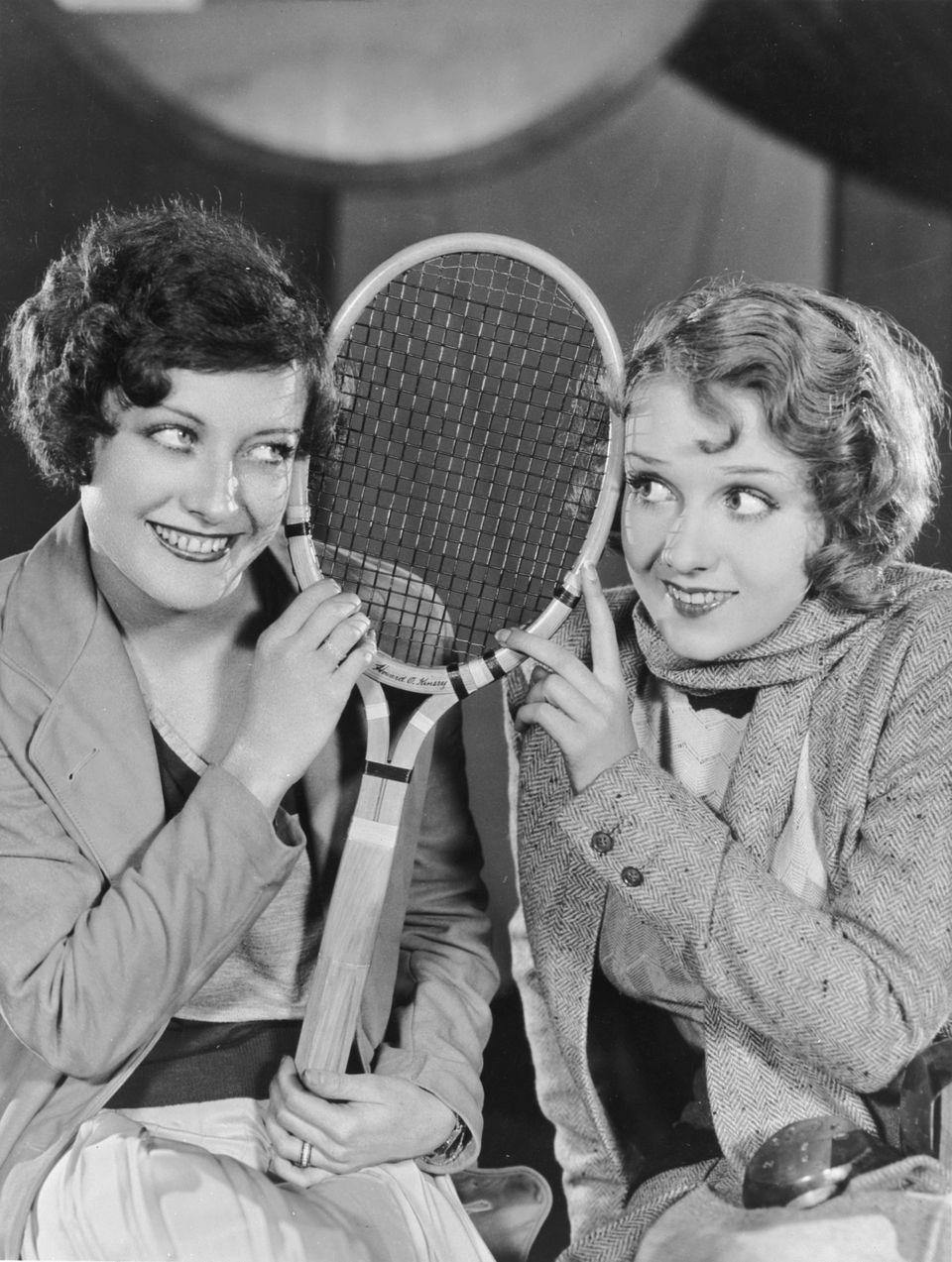 with Anita Page.