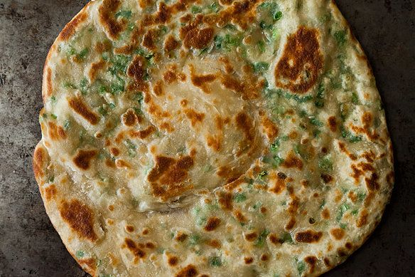 "<strong>Get the <a href=""http://food52.com/recipes/17000-scallion-pancakes"" target=""_blank"">Scallion Pancake</a> recipe from"