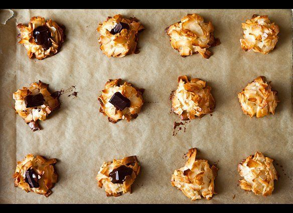"""<em><strong><a href=""""http://food52.com/recipes/16667-alice-medrich-s-new-classic-coconut-macaroons"""" target=""""_hplink"""">Get the"""