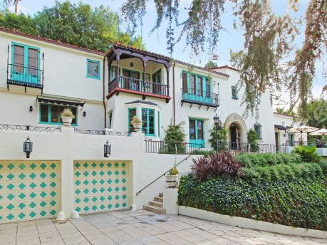 Gwen Stefani And Gavin Rossdale S Former Los Angeles Home Is