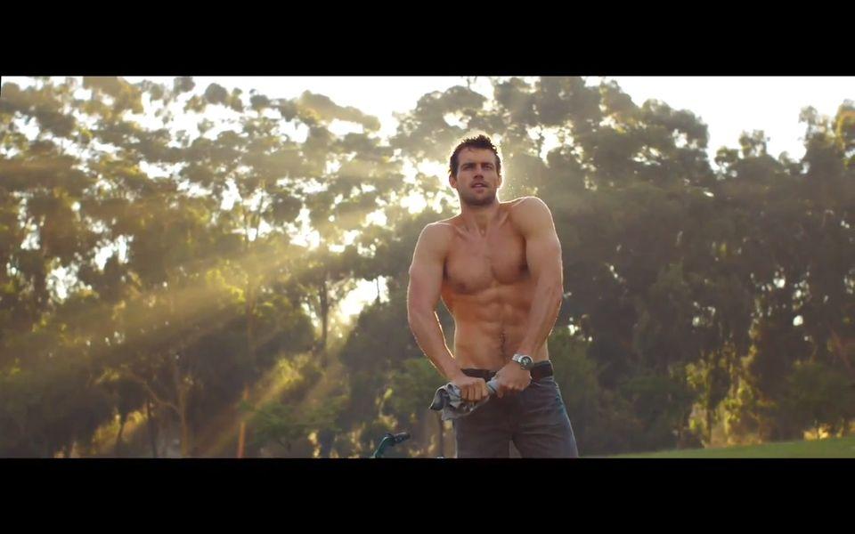 """This <a href=""""http://www.huffingtonpost.com/2013/01/28/diet-coke-commercial-andrew-cooper_n_2566763.html"""">Diet Coke commercia"""