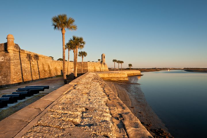 castillo de san marcos national ...