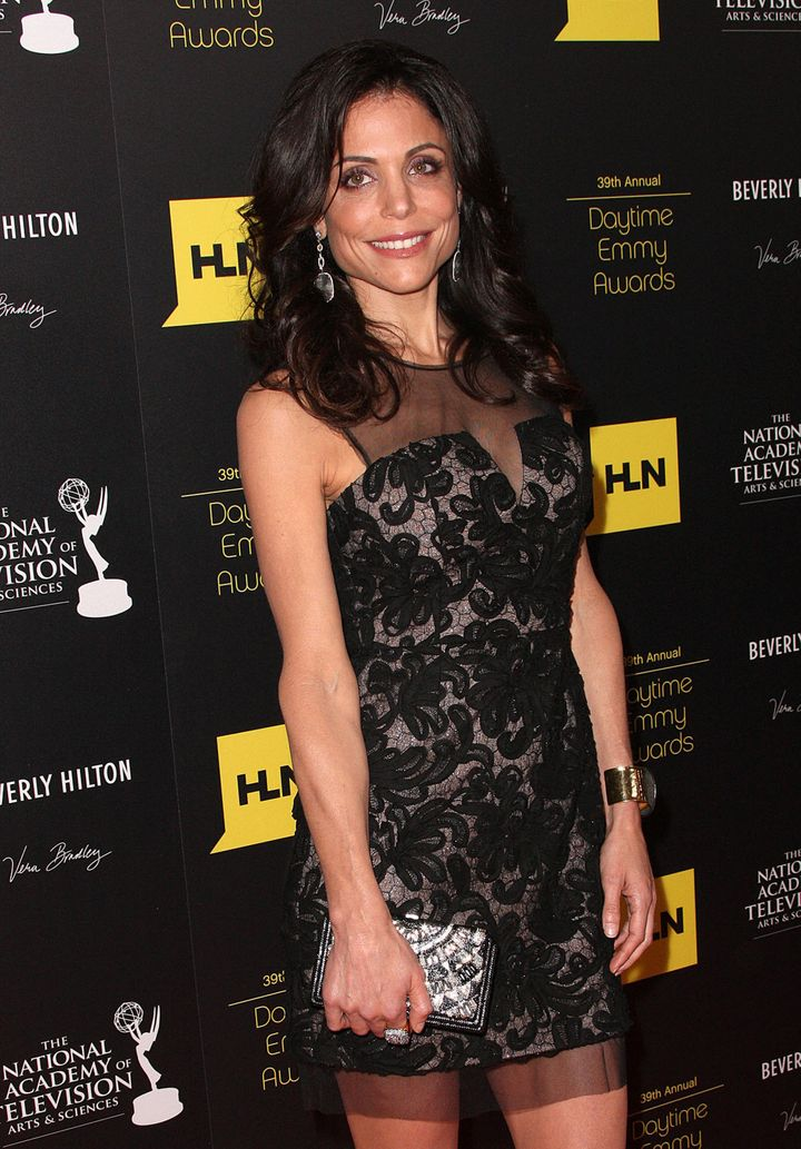 BEVERLY HILLS, CA - JUNE 23: Actress Bethenny Frankel attends the 39th Annual Daytime Entertainment Emmy Awards at The Beverly Hilton Hotel on June 23, 2012 in Beverly Hills, California.  (Photo by Frederick M. Brown/Getty Images)