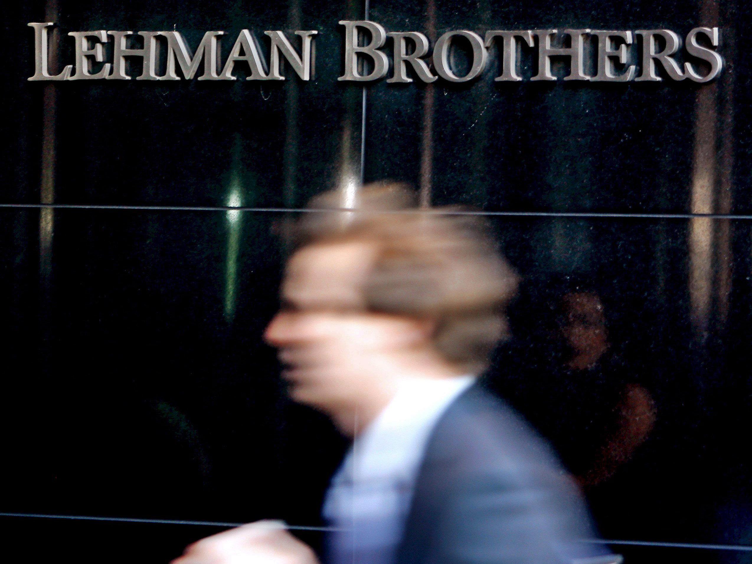 Lehman-Pleite: Der Tag, als der Aufstieg der Rechtsradikalen begann