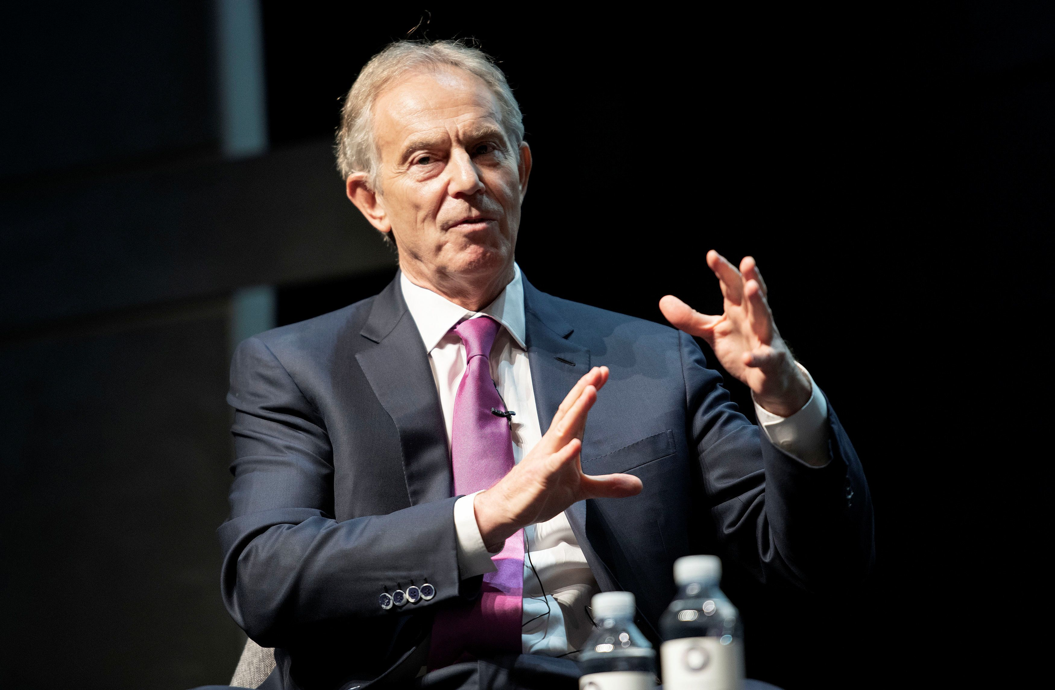 Tony Blair Calls On EU To Step In And Help Brexit Impasse By Making 'Us An