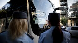 Βεβαιώθηκαν 172 παραβάσεις σε σχολικά λεωφορεία στην Αττική, την πρώτη εβδομάδα της σχολικής