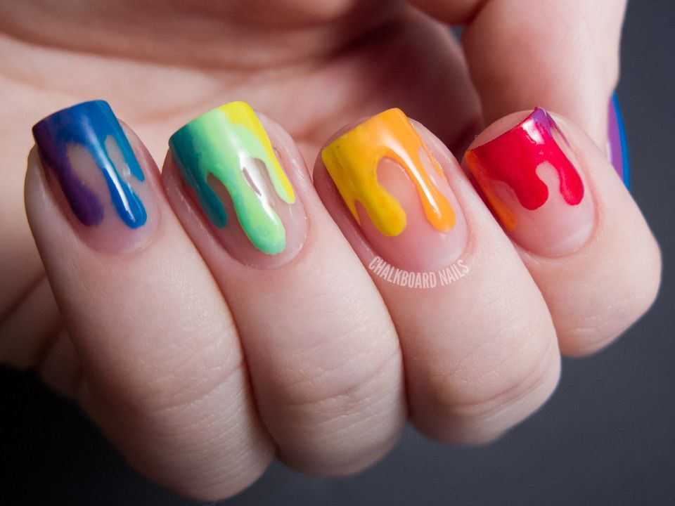 Nail Art Stickers The Dos And Donts Of Application Huffpost Life