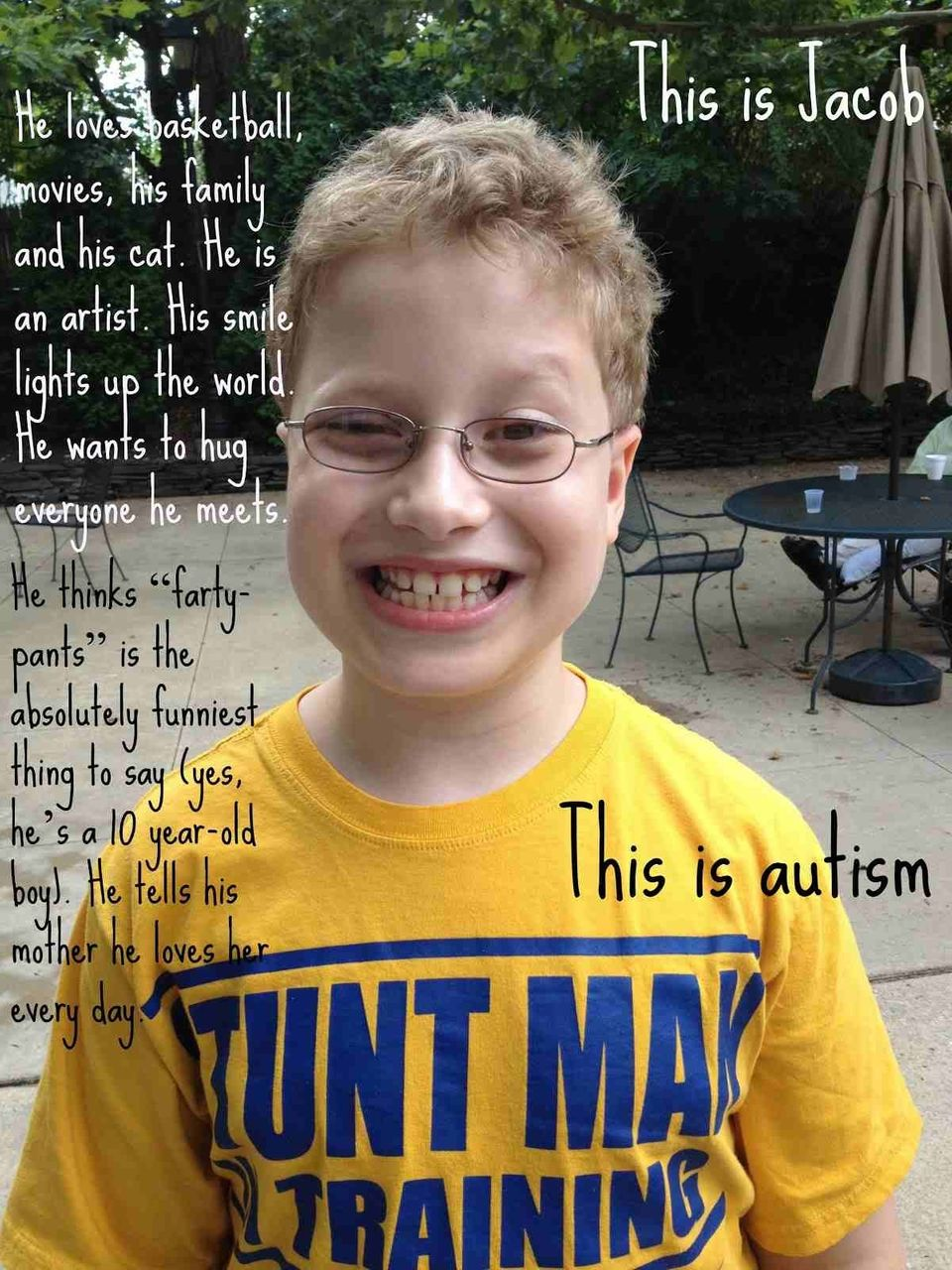 11a4571b5 Early Signs Of Autism: Does My Toddler Have It? | HuffPost Life