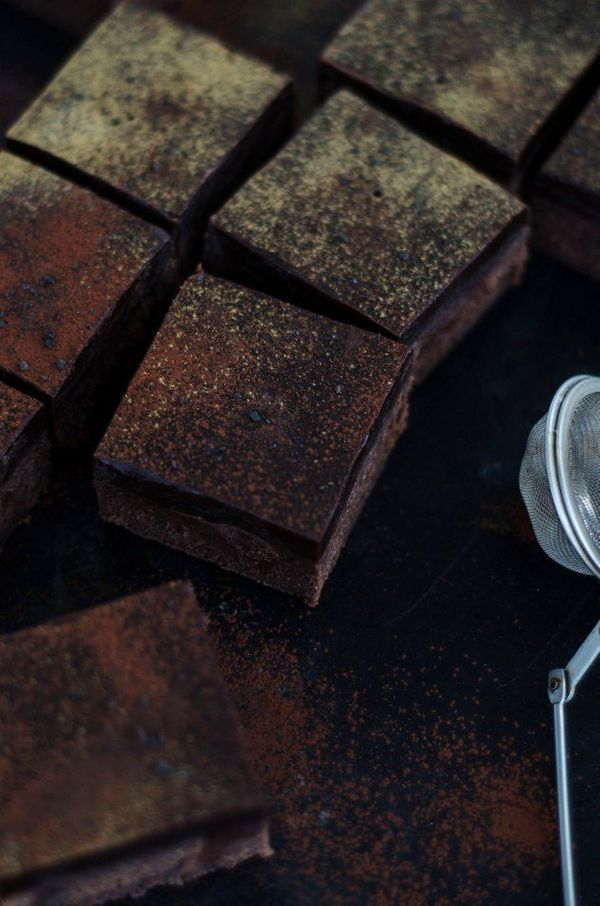 """<strong>Get the <a href=""""http://www.louisespis.com/2013/11/licorice-brownies-with-licorice.html"""" target=""""_blank"""">Licorice Bro"""