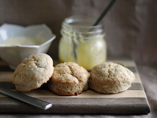 """<strong>Get the<a href=""""http://awoodennest.blogspot.com/2011/05/star-anise-scones.html"""" target=""""_blank""""> Star-Anise Scones re"""