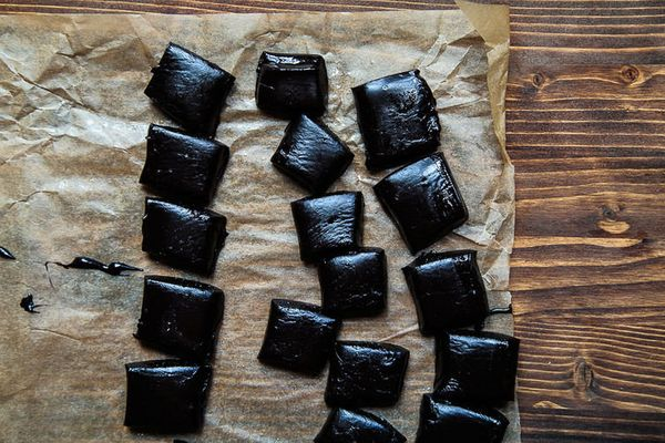 """<strong>Get the <a href=""""http://food52.com/recipes/30113-homemade-black-licorice"""" target=""""_blank"""">Homemade Black Licorice rec"""