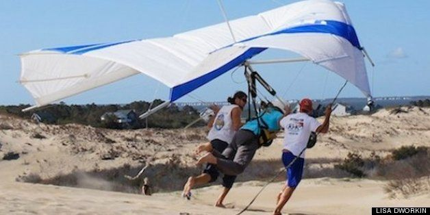 Hang Gliding: A Novice's Perspective | HuffPost Life