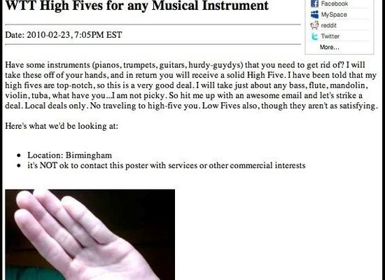 These Post-Breakup Craigslist Ads Are The Definition Of
