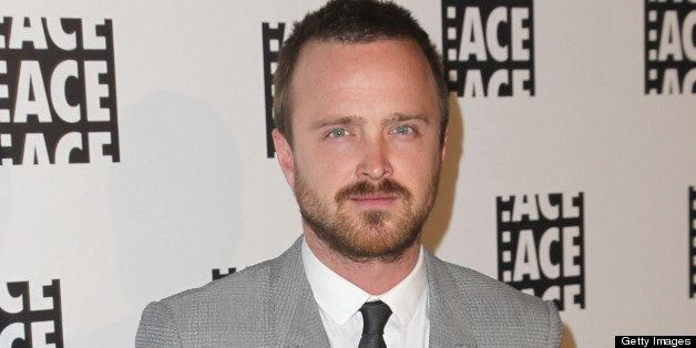 BEVERLY HILLS, CA - FEBRUARY 16:  Aaron Paul attends the 63rd Annual ACE Eddie Awards at The Beverly Hilton Hotel on February 16, 2013 in Beverly Hills, California.  (Photo by Jonathan Leibson/WireImage)
